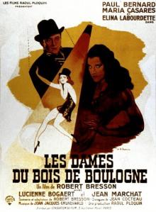 les-dames-du-bois-de-boulogne-poster