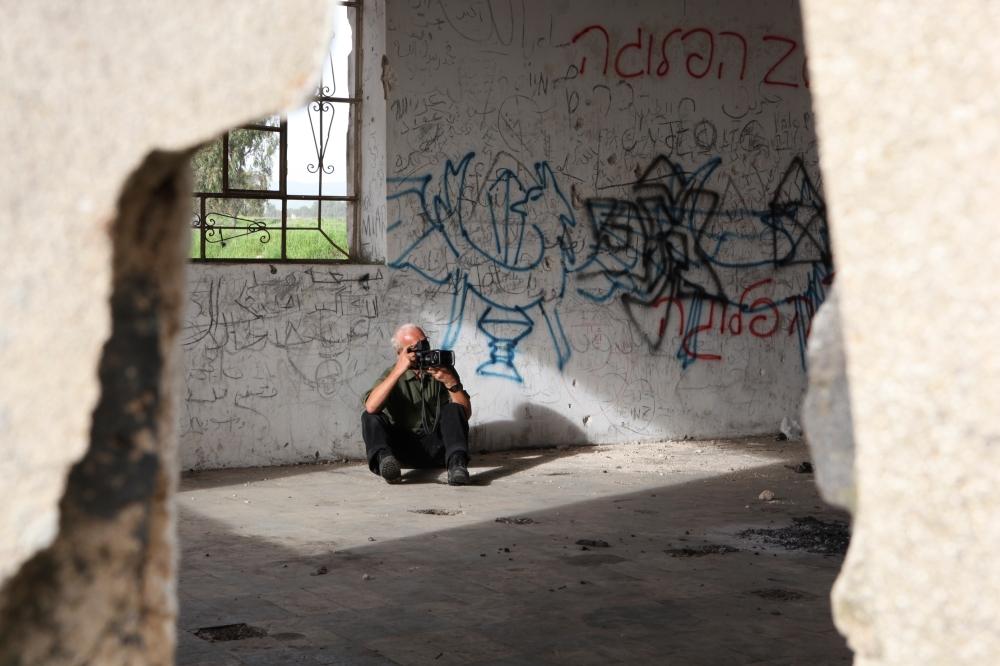 03_Josef Koudelka | Golan Heights | by Gilad Baram